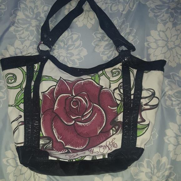 Marc Ecko Handbags - Rose Purse